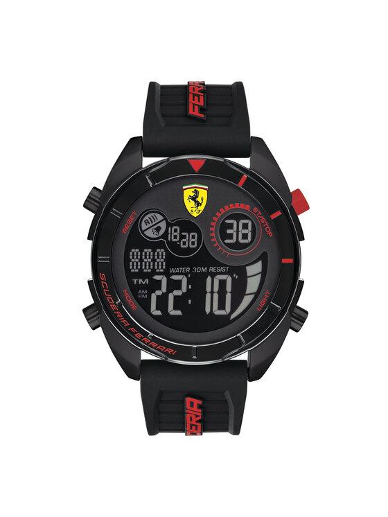 Scuderia Ferrari Laikrodis Watch Ur 830743 Juoda