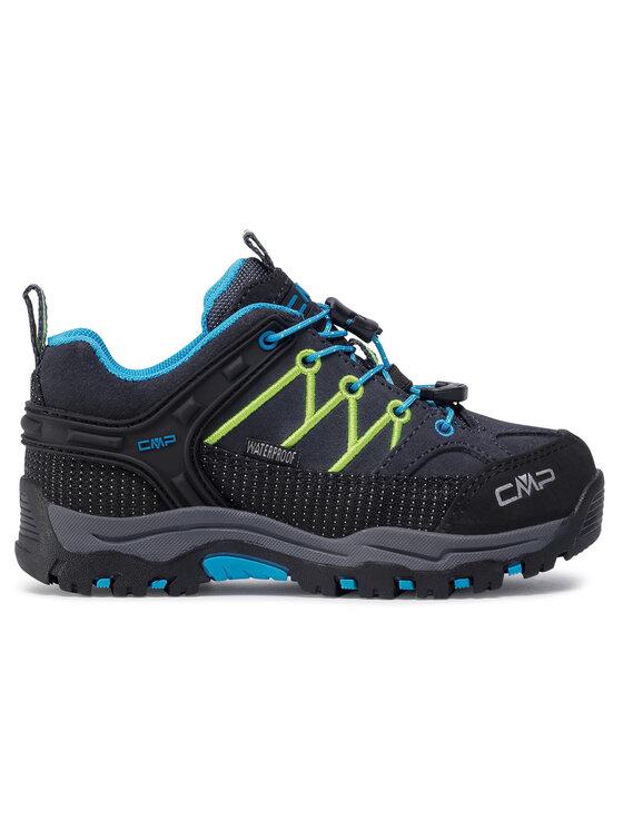 CMP CMP Trekkingi Kids Rigel Low Trekking Shoes Wp 3Q13244 Granatowy