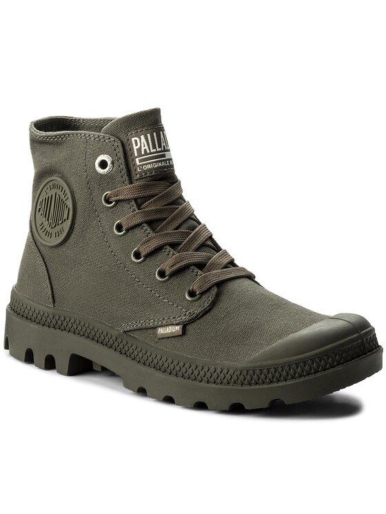 Palladium Žygio batai Mono Chrome 73089-325-M Žalia