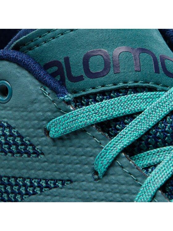 Salomon Salomon Trekkingi Outline W 407469 20 M0 Zielony