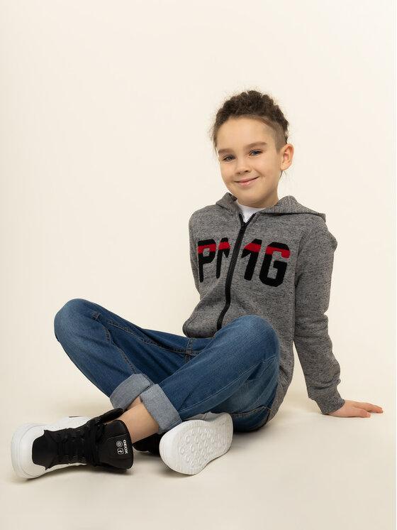 Primigi Primigi Bluza Back To Skate 44152001 Szary Regular Fit