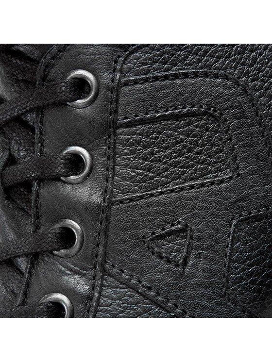 Armani Jeans Armani Jeans Trzewiki 935001 6A403 00020 Czarny