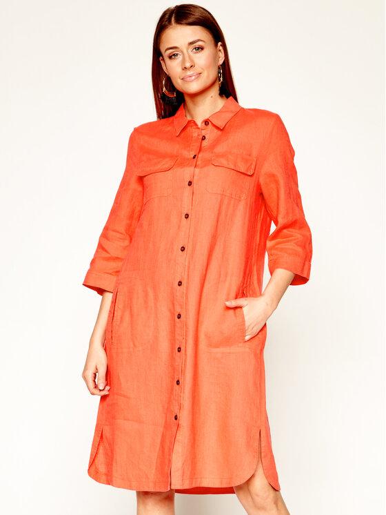 Laurèl Marškinių tipo suknelė 11045 Rožinė Regular Fit