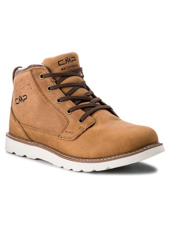 CMP Auliniai batai Hadir Lifestyle Shoe Wp 38Q4537 Ruda