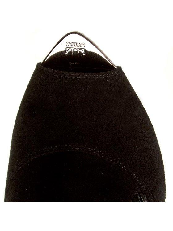 Loriblu Loriblu Pantofi cu toc subțire 7I VT1309 VC Negru