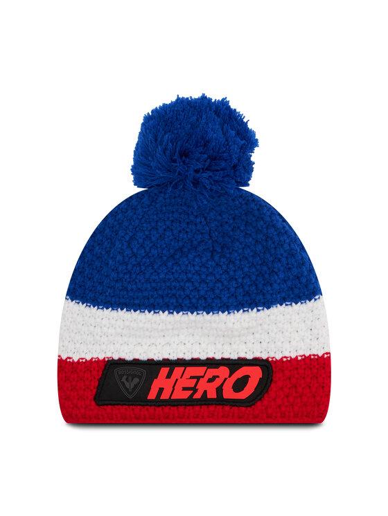 Rossignol Kepurė Jr Hero RLJYH04U Mėlyna