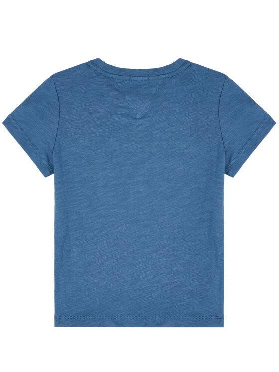 Tommy Hilfiger Tommy Hilfiger T-Shirt Essential Logo KB0KB05619 M Σκούρο μπλε Regular Fit