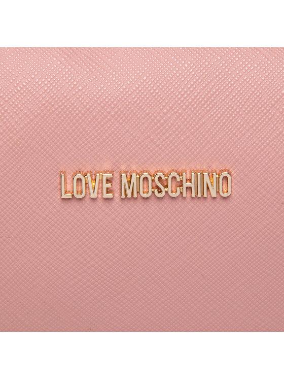 LOVE MOSCHINO LOVE MOSCHINO Kosmetyczka JC5390PP06LQ0601 Różowy