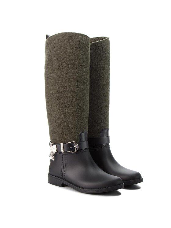 Trussardi Trussardi Jeans Guminiai batai 79A00287 Žalia