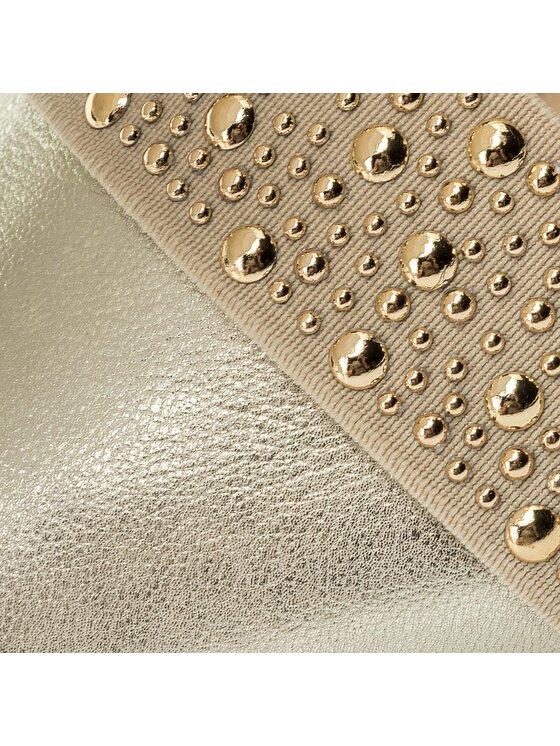 Caprice Caprice Sandały 9-29400-20 Beżowy