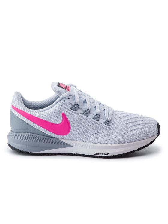 Nike Nike Обувки Air Zoom Structure 22 AA1640 402 Син