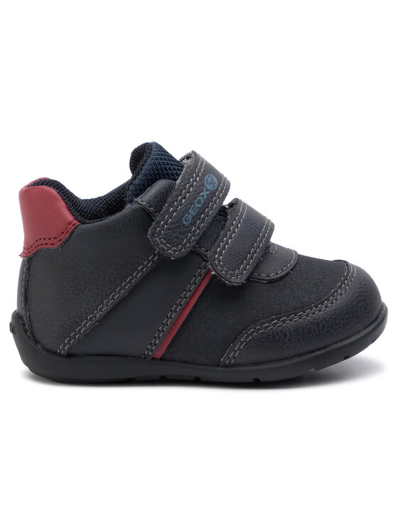 Geox Geox Kotníková obuv B Elethan B. C B941PC 0MEBC C0735 Tmavomodrá