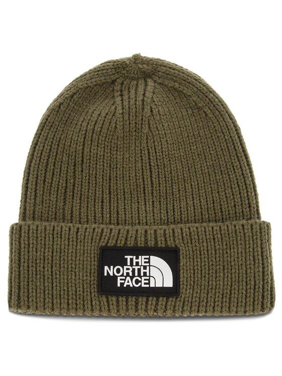 The North Face The North Face Sapka Tnf Logo Box Cuf Bne T93FJX21L Zöld