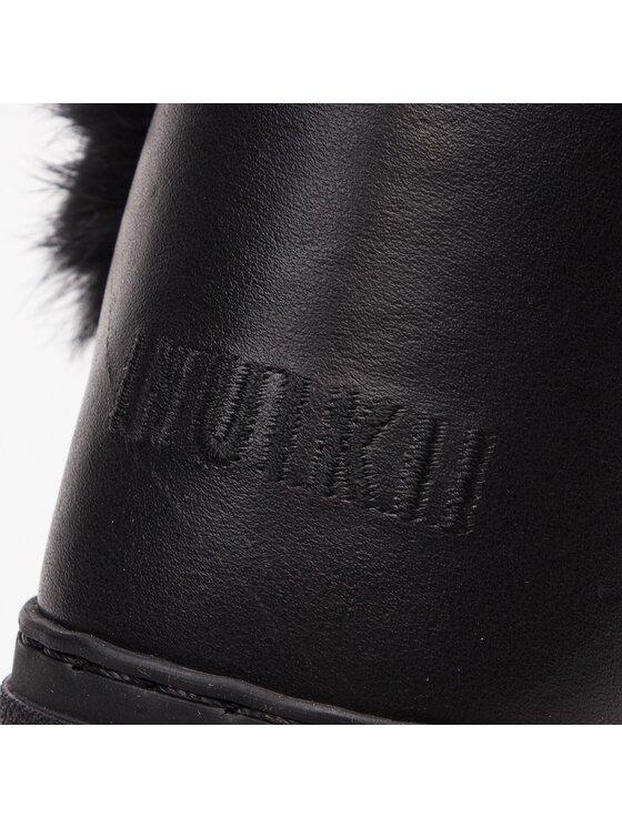 Inuikii Inuikii Schuhe Sneaker 70202-25 Schwarz