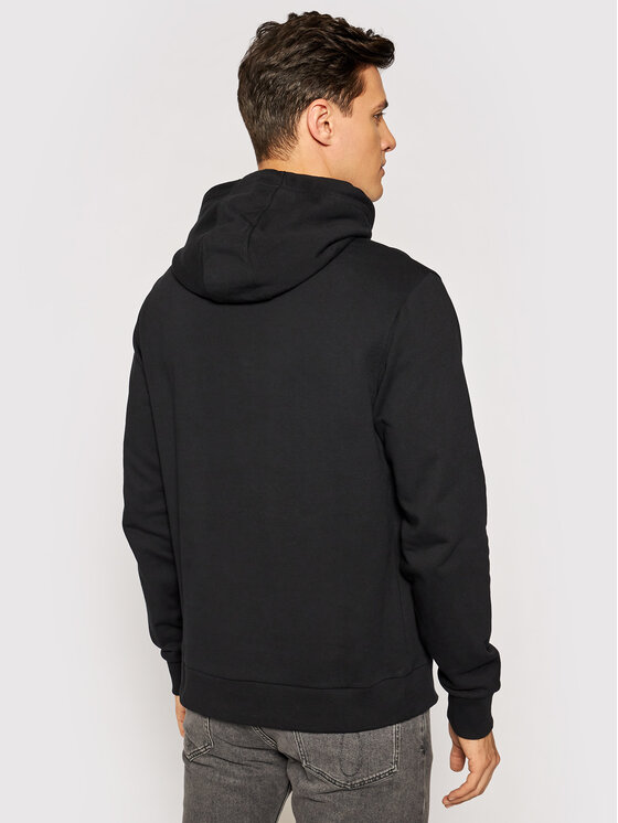 Calvin Klein Calvin Klein Sweatshirt Logo K10K104060 Schwarz Regular Fit