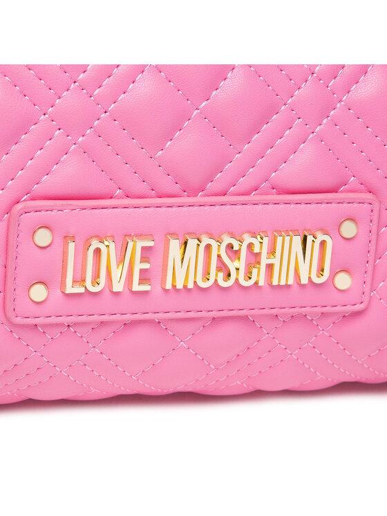 LOVE MOSCHINO LOVE MOSCHINO Kosmetyczka JC5311PP0CKA0 Różowy
