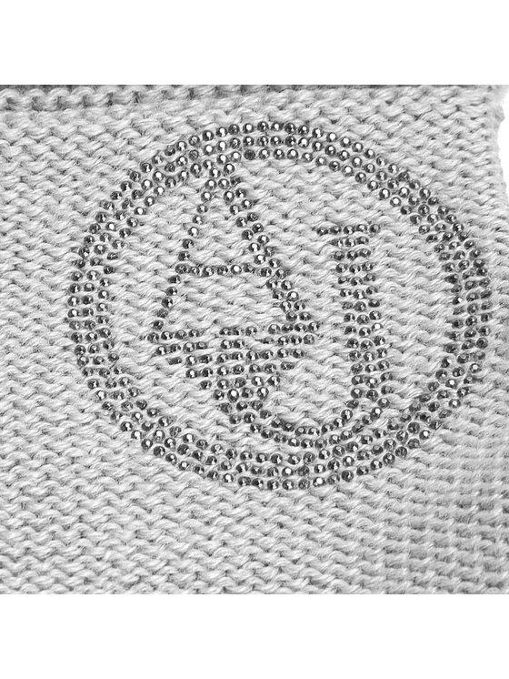 Armani Jeans Armani Jeans Rękawiczki Damskie 924033 6A026 18740 M Szary