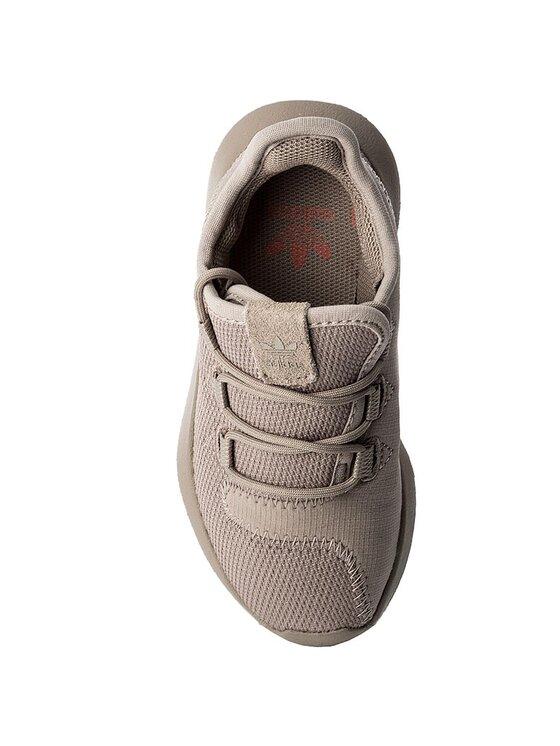 adidas adidas Buty Tubular Shadow C BZ0341 Brązowy