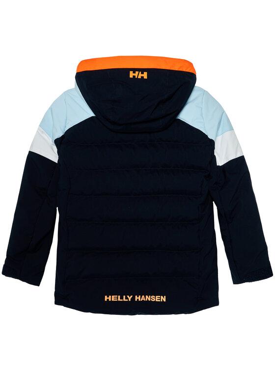 Helly Hansen Helly Hansen Kurtka narciarska Jr Diamond 41681 Kolorowy Regular Fit