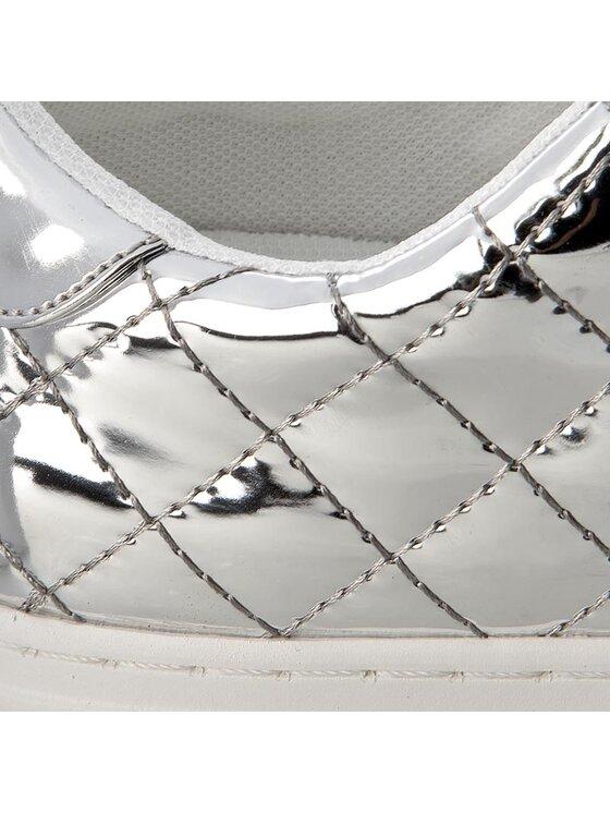 Armani Jeans Armani Jeans Sneakersy 925197 7P586 00017 Strieborná