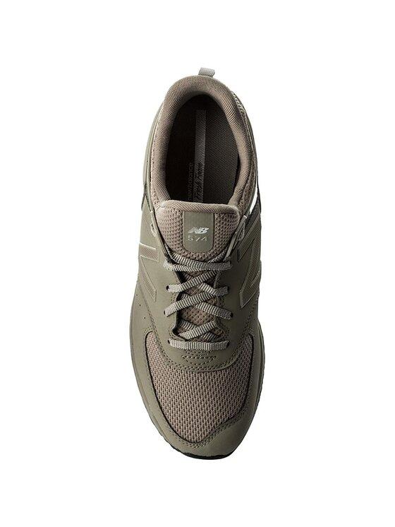 New Balance New Balance Laisvalaikio batai MS574SCH Ruda