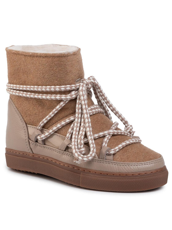Inuikii Batai Sneaker 70202-52 Ruda