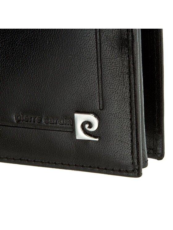 Pierre Cardin Pierre Cardin Голям мъжки портфейл YS507.1 325 Черен