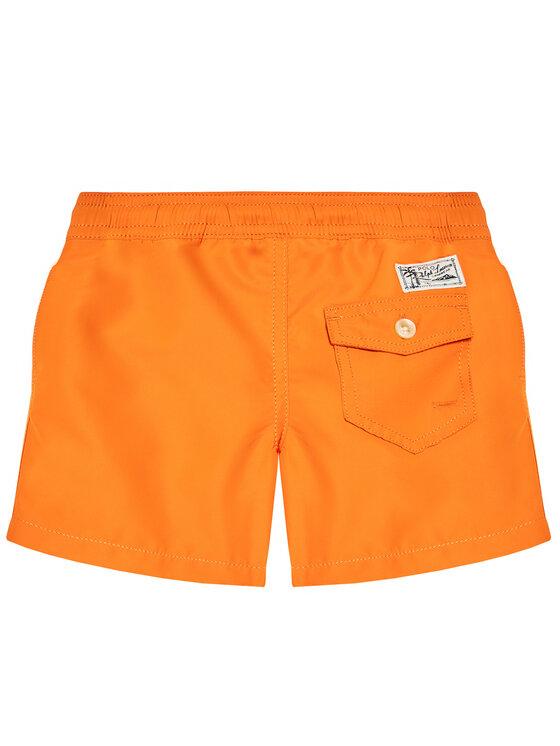 Polo Ralph Lauren Polo Ralph Lauren Szorty kąpielowe Traveler Sho 323785582015 Pomarańczowy Regular Fit