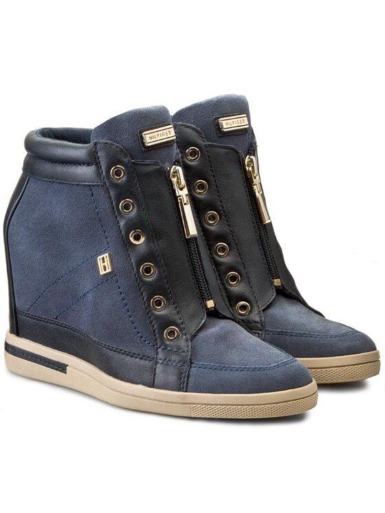 Tommy Hilfiger TOMMY HILFIGER Sneakersy Sebille 3C1 FW56819726