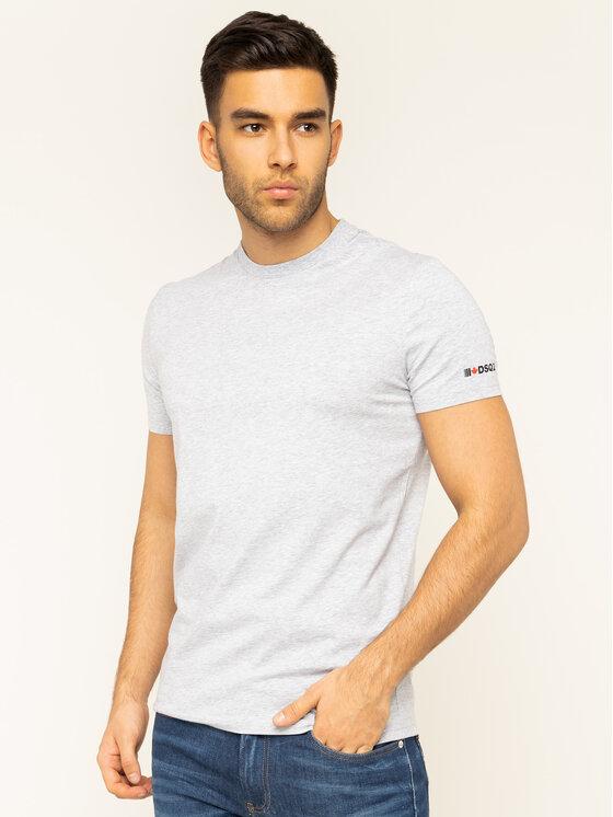 Dsquared2 Underwear Dsquared2 Underwear T-Shirt D9M202430 Γκρι