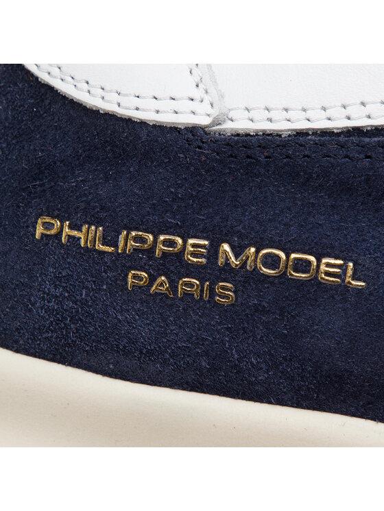 Philippe Model Philippe Model Sneakersy Montecarlo NTLU XS01 Tmavomodrá