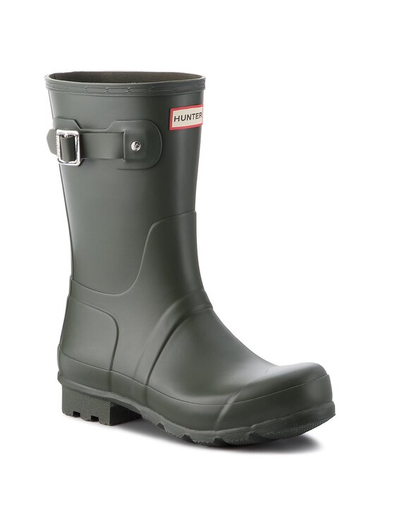 Hunter Guminiai batai Original Short MFS9000RMA Žalia