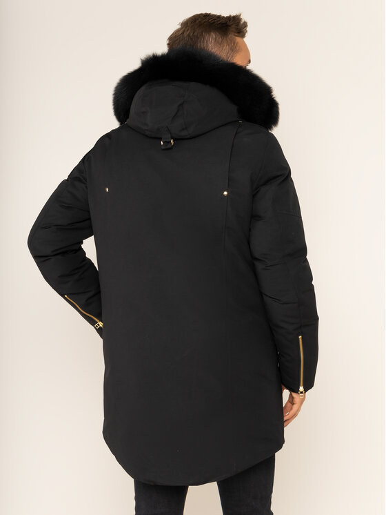 Moose Knuckles Moose Knuckles Parka Stag Lake M39MP261G Nero Regular Fit