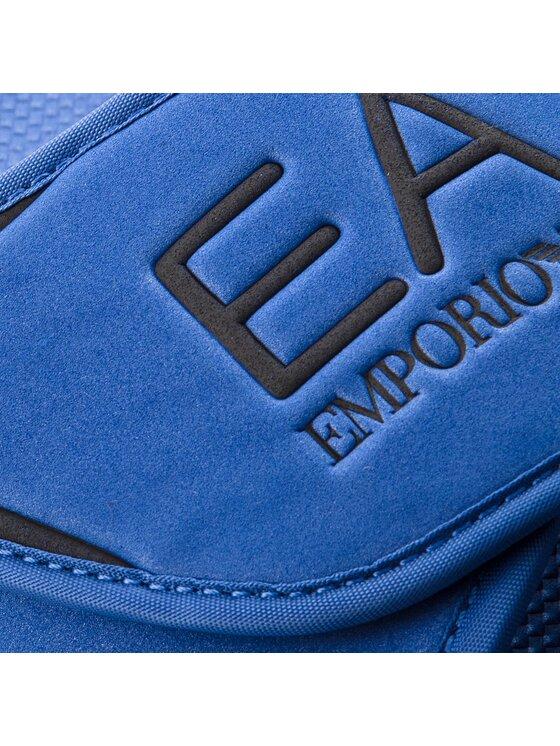 EA7 Emporio Armani EA7 Emporio Armani Klapki Sea World XBP001 XCC09 00927 Granatowy