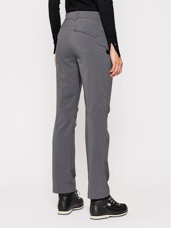Jack Wolfskin Jack Wolfskin Outdoor панталони Activate Light 1503842 Сив Regular Fit