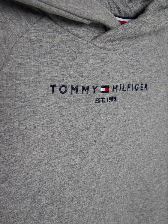 Tommy Hilfiger Tommy Hilfiger Bluza Essential KG0KG05293 M Szary Regular Fit