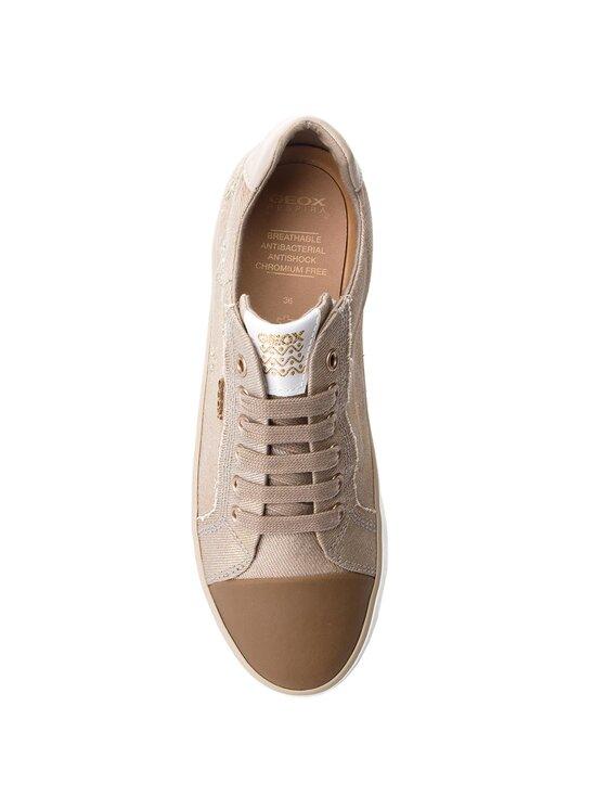 Geox Geox Sneakers aus Stoff J Kilwi G. D J82D5D 000ZD C5000 D Braun