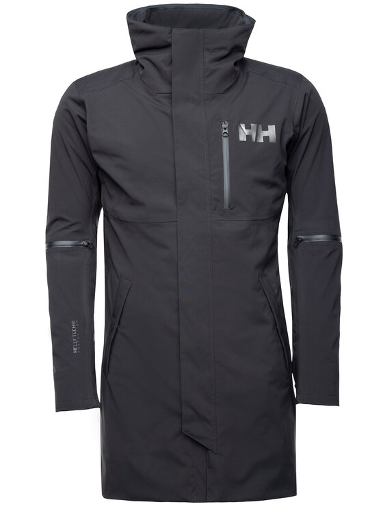 Helly Hansen Helly Hansen Kurtka outdoor 64038 Czarny Regular Fit