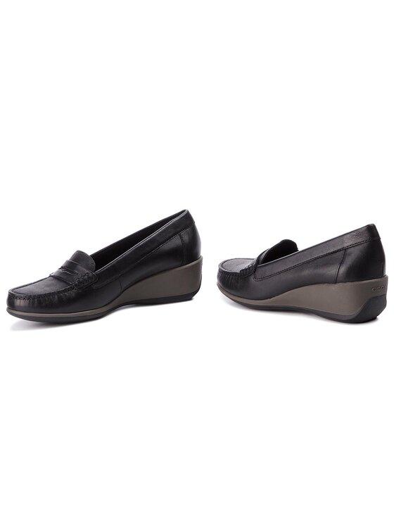 Geox Geox Κλειστά παπούτσια D Arethea B D621SB 085AR C9999 Μαύρο