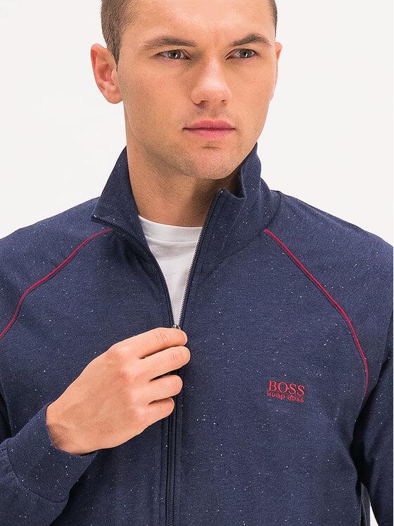 Boss Boss Μπλούζα 50379013 Σκούρο μπλε Regular Fit