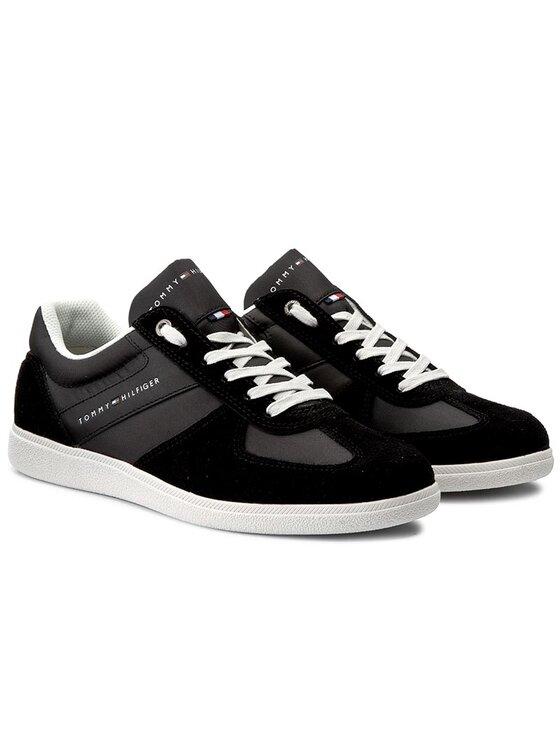 Tommy Hilfiger Tommy Hilfiger Sneakers Danny 1C4 FM0FM00439 Schwarz