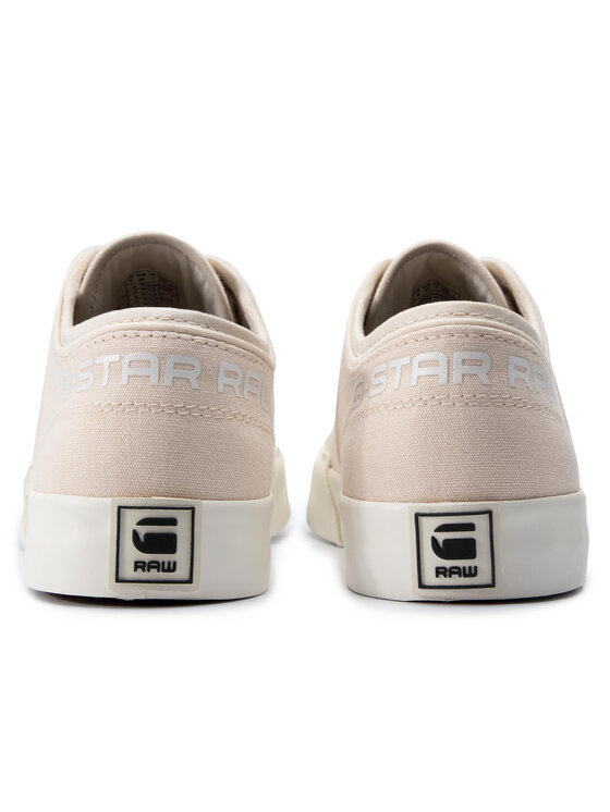 G-Star Raw G-Star Raw Sneakers Rackam Tendric Low D12502-B055-205 Μπεζ