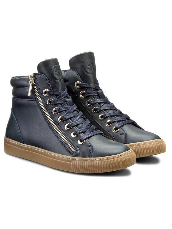 Armani Jeans Armani Jeans Сникърси 925000 6A437 31735 Тъмносин