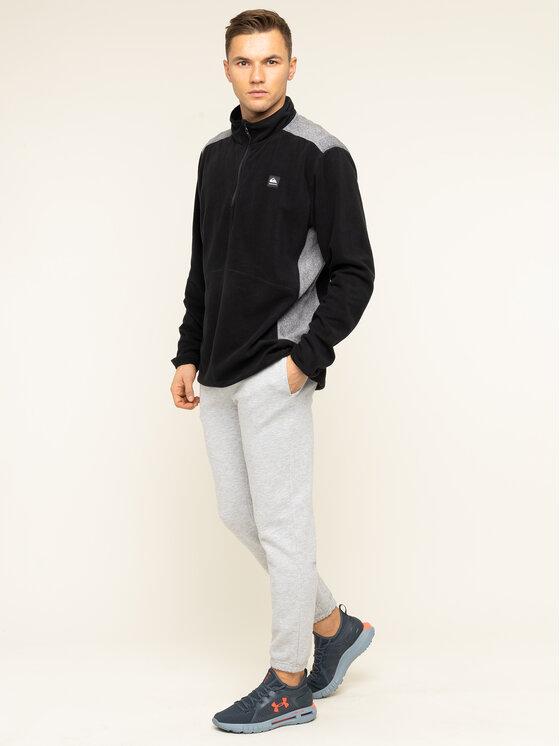 Quiksilver Quiksilver Technisches Sweatshirt Aker EQYFT03958 Grau Regular Fit