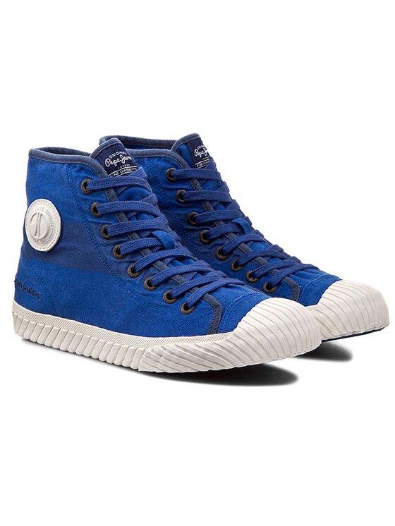 Pepe Jeans Pepe Jeans Scarpe da ginnastica Saygon Boot PMS30099 Blu