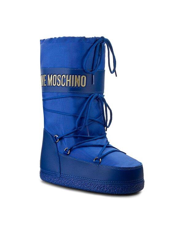 LOVE MOSCHINO LOVE MOSCHINO Stivali da neve JA24062G12IJ0705 Blu