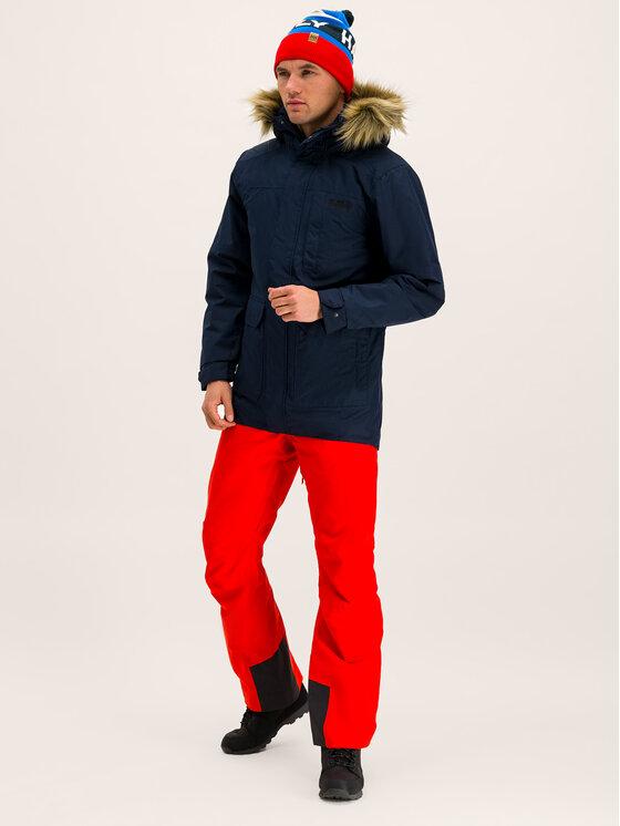 Helly Hansen Helly Hansen Παντελόνι σκι Lifaloft Hooded Insulator 65704 Κόκκινο Regular Fit