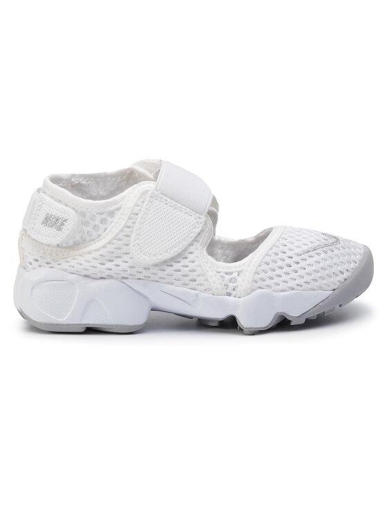 Nike Nike Boty Rift (Gs/Ps Boys) 322359 111 Bílá