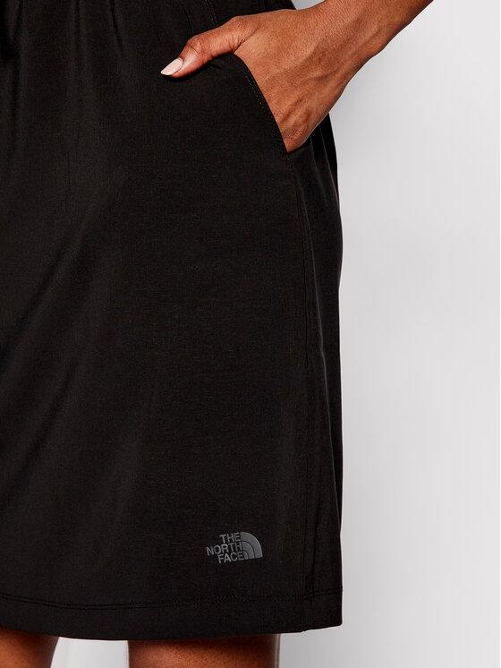 The North Face The North Face Sukienka codzienna Never Stop Wearing NF0A534VJK31 Czarny Regular Fit