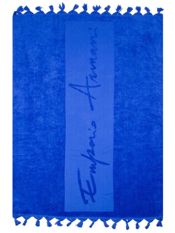 Emporio Armani Emporio Armani Rankšluostis 262578 9P325 00033 Tamsiai mėlyna
